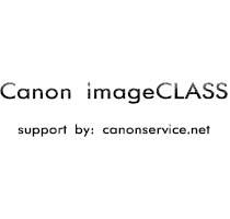Canon Color imageclass Manual